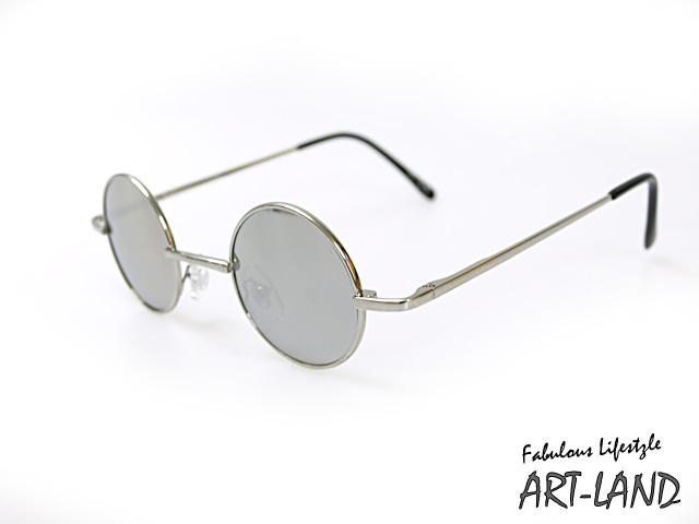 ART-LAND Sonnenbrille Rundbrille HIPPIE John Lennon Sixties Ozzy Osbourne KULT