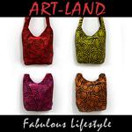 Beuteltasche / India Bag  Twister verschiedene Farben