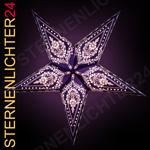 Sternenlicht Mehandi Purple Indigo