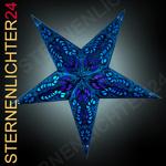 Sternenlicht Ganesha Modern Blue