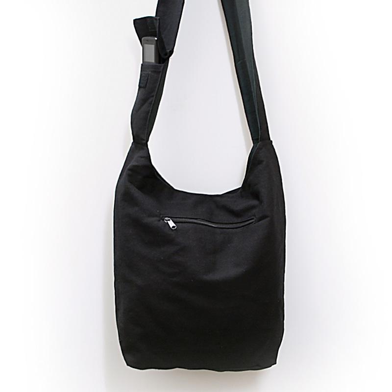 Beuteltasche / India Bag schwarz