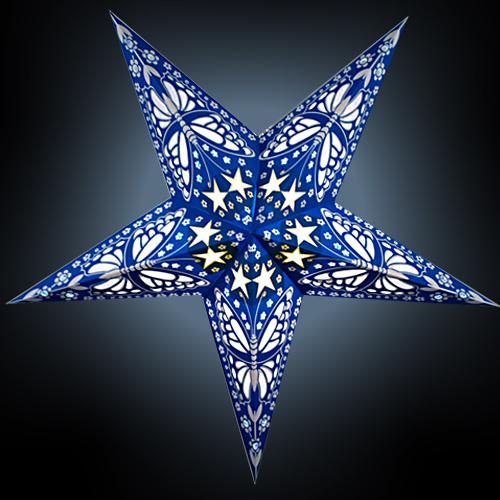Sternenlicht Papillon Blue